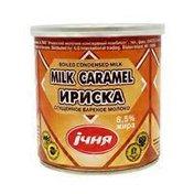 Ichnya Condensed Milk Caramel