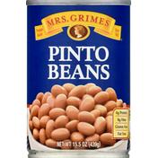 Mrs Grimes Pinto Beans