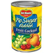 Del Monte No Sugar Added Fruit Cocktail Packed in Water