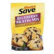 Always Save Blueberry Muffin Mix