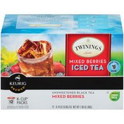 Twinings Mixed Berries Iced Tea K-Cup Pods