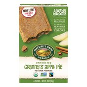 Nature's Path Unfrosted Apple Cinnamon Toaster Pastries