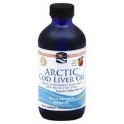 Nordic Naturals Arctic Cod Liver Oil, Peach, Bottle