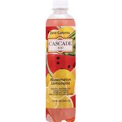 Cascade Ice Sparkling Water, Watermelon Lemonade
