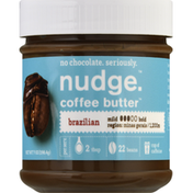nudge. Coffee Butter, Brazilian