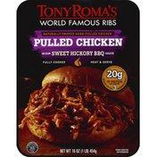 Tony Roma's Pulled Chicken, Sweet Hickory BBQ