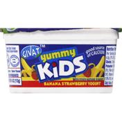 Givat Yogurt, Banana Strawberry