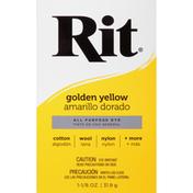 Rit All Purpose Dye, Golden Yellow