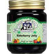 Amish Wedding Jelly, Elderberry
