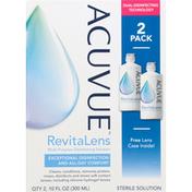 ACUVUE Multi-Purpose Disinfecting Solution, 2 Pack