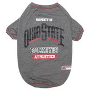 Pet First Extra Large Collegiate Ohio State Buckeyes Pet Tee Shirt