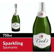 Cook's California Champagne California Champagne Spumante White Sparkling Wine