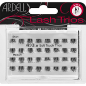 Ardell Lashes, Soft Touch Trios, 3-In-1