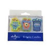 Design Design Silly Monsters Birthday Candles