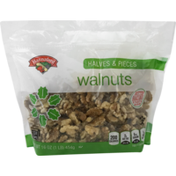 Hannaford Walnut Halves and Pieces