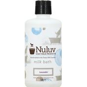 Nuluv Milk Bath, Lavender