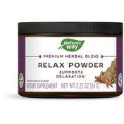 Nature's Way Relax Powder