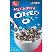 Post Oreo O's with Marshmallows