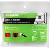 Shur-Line Edger Refills, 2 Pack