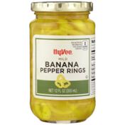 Hy-Vee Mild Banana Pepper Rings