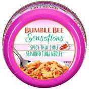 Bumble Bee Seasoned Spicy Thai Chili Sensations Tuna Medley