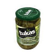 Tukas Green Beans in Brine
