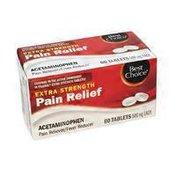 Best Choice Extra Strength Non Aspirin Tablets