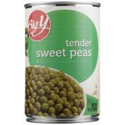 Big Y Tender Sweet Peas