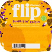 Chobani Flip Non-Fat Greek Yogurt Sunrisin' Raisin