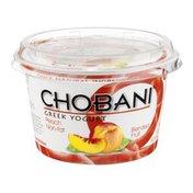 Chobani Greek Yogurt Peach Non-Fat