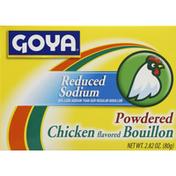 Goya Reduced Sodium Powdered Chicken Flavored Bouillon
