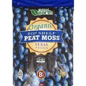 New Earth Peat Moss, Organic