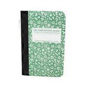 Decomposition Book Pocket Sized Notebook