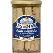 ASdoMAR Mackerel, Fillets