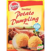 Panni Dumpling Mix, Shredded Potato