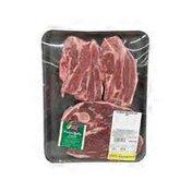 Open Nature Chop Lamb Shoulder Blade
