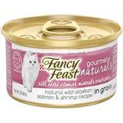 Fancy Feast Salmon in Gravy Adult Canned Wet Cat Food