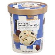 Publix Premium Ice Cream, Buttered Bourbon Truffle