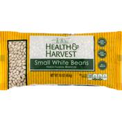 Health & Harvest White Beans, Small