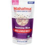 Mahatma Jasmine Rice with Red & Wild Rice Premium Rice Blend