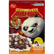 Post DreamWorks Kung Fu Panda Po Power Crunch Cereal