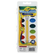 Crayola Water Colors, Washable