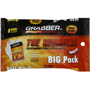 Grabber Toe Warmers, Big Pack