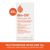 Bio-Oil Skincare Oil Body Oil for Scars and Stretchmarks, Serum Hydrates, Dermatologist Recommended