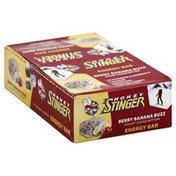 Honey Stinger Energy Bar, Berry Banana Buzz