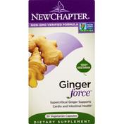 New Chapter Ginger, Vegetarian Capsules