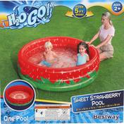 H2o Go! Pool, Sweet Strawberry