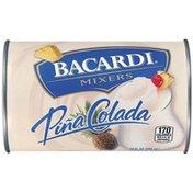 Bacardi Mixers Bacardi Mixer Pina Colada Can