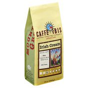 Caffe Ibis Coffee, Medium Roast, Irish Cream