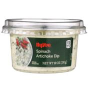 Hy-Vee Spinach Artichoke Dip